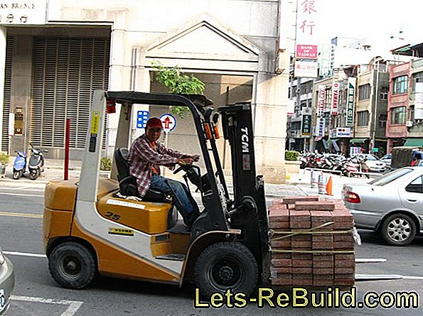 Forklift driver: what salary can you expect?