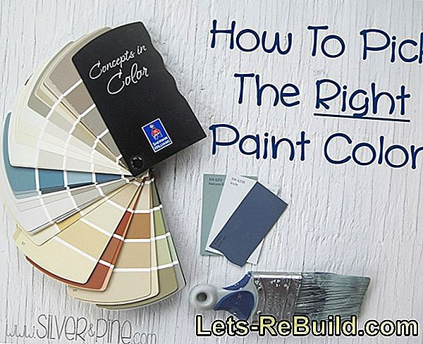 Pick Paint » How To Do It Right