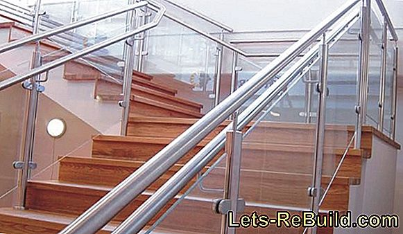 Price for a stair railing inside