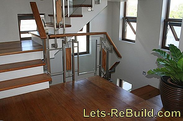 Prices for indoor railing made of stainless steel