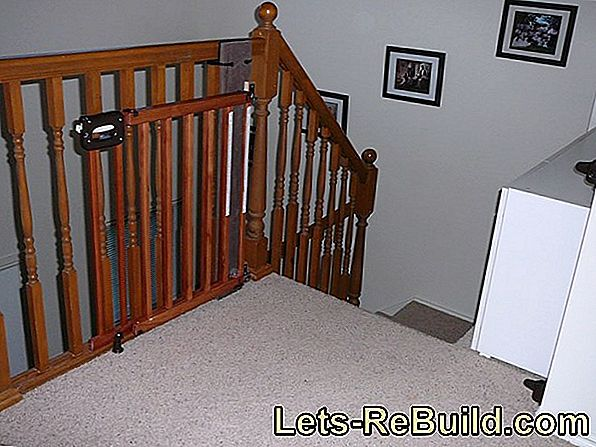 Attaching Banisters » These Options Are Available