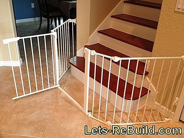 Banisters: safety and standards