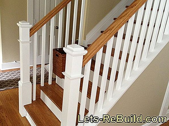 Laying Stair Runners » Instructions In 6 Steps