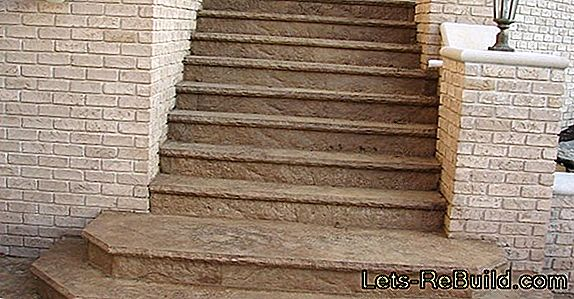 Stain Stairs » Instructions In 5 Steps