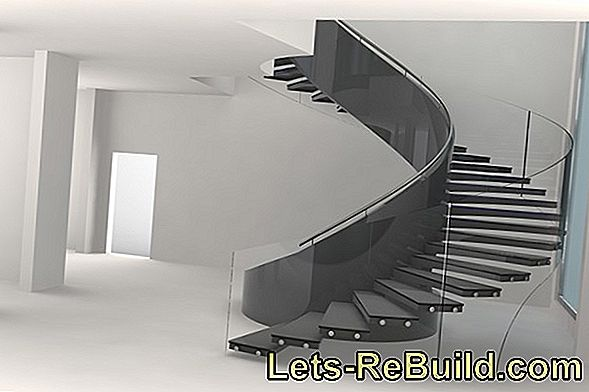 The Color Of Staircase Design » Tips & Ideas