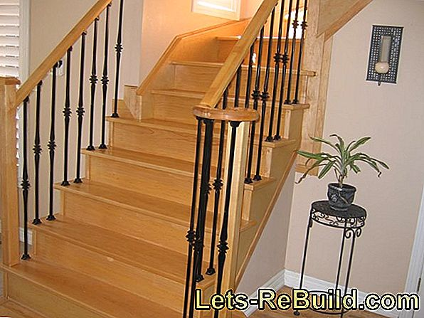 Renovate Wooden Staircase With Laminate » Instructions In 6 Steps