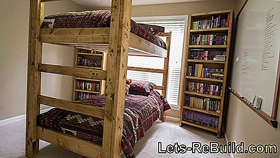 Building Ladder For The Bunk Bed Yourself » That'S The Way It Works