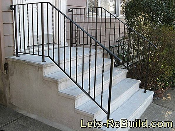 Concrete Stairs » The Price And Its Factors