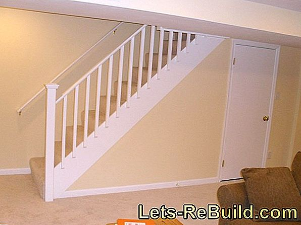 Build Stair Lighting Yourself » There Are These Possibilities