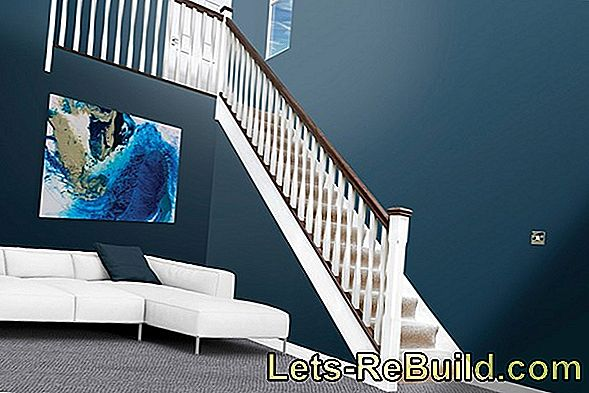 Stairway Wall » Protect Against Dirt And Damage