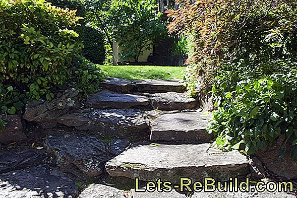 Create Stairs » Construction Manual For A Garden Staircase