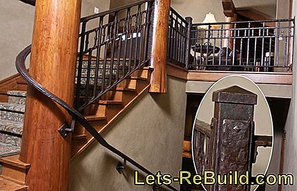 Stair Rail » Find Out More About This Stair Element