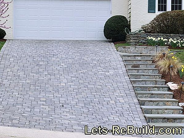 Pave stairs - what options are there?