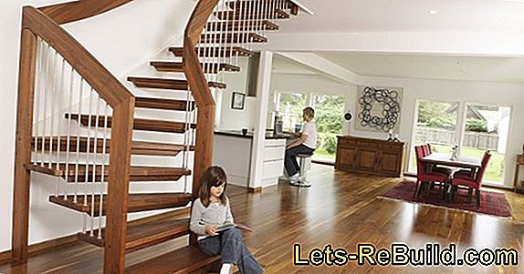 Building A Wooden Staircase Yourself » This Is How It Works Best
