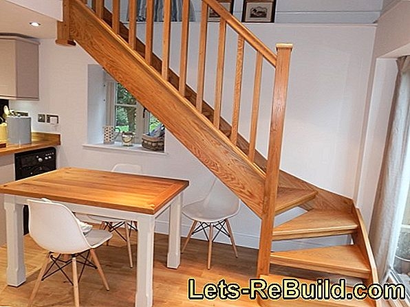 Stair Opening » What Is It & How Big Should It Be?