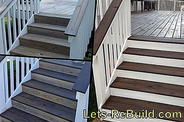 Oiling Wooden Stairs » Is This A Good Idea?
