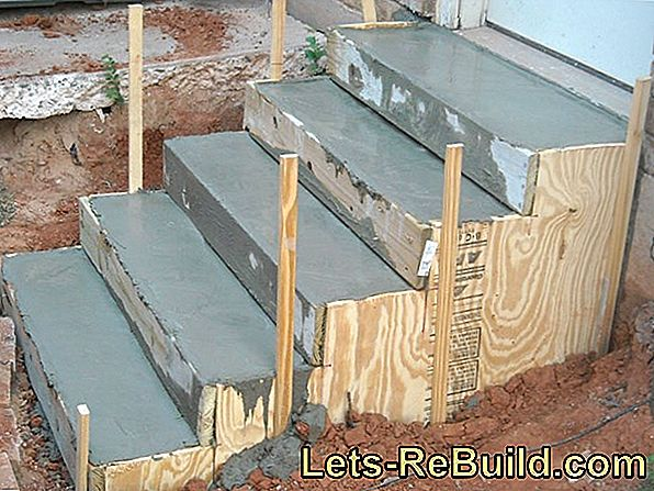 Fill Concrete Stairs » You Should Pay Attention