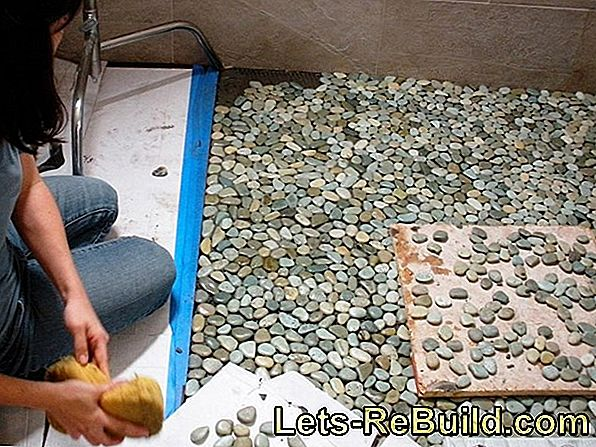 Make Stone Carpet Yourself » Instructions In 5 Steps