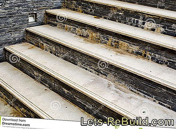 Natural Stone Staircase » Types, Rocks & Slip Resistance