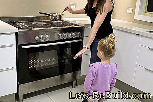 Child Safety Device For The Stove » What Makes Sense?
