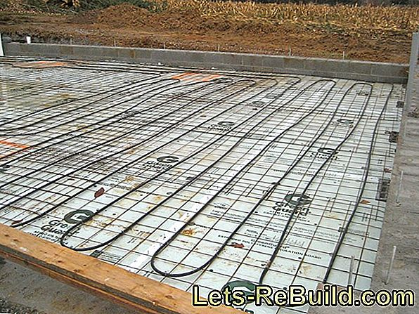 Lay Styrodur Under Screed » A Good Idea?