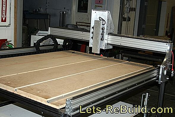 Build the milling table yourself