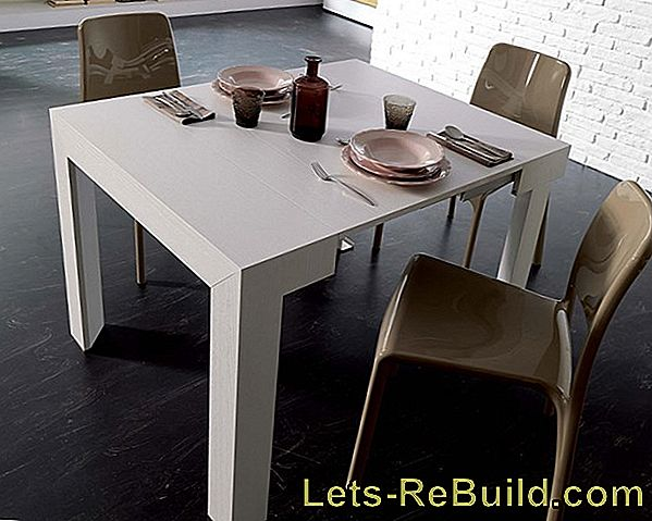 Extending the table - what options are there?
