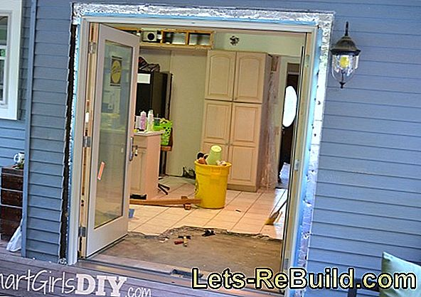 Installing The Patio Door » Detailed Instructions