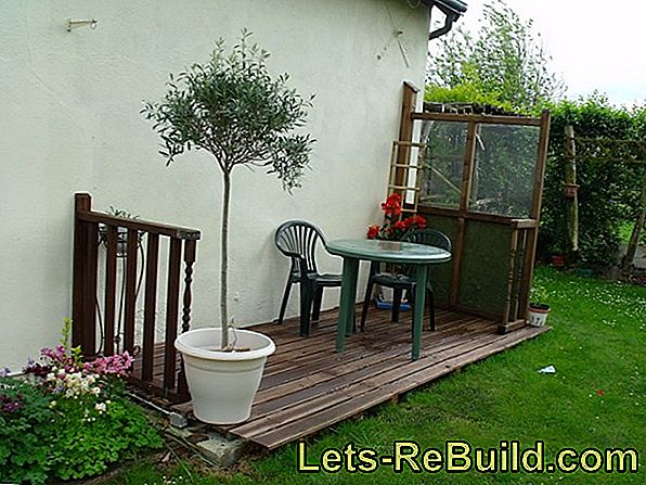 Build A Terrace Yourself - Step By Step