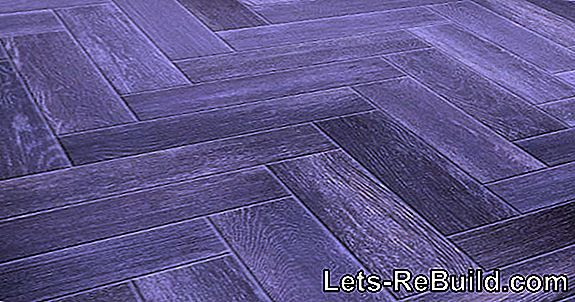 Tiles in wood look: what they cost