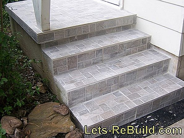 Outdoor Stair Tiles » Which Tiles Are Suitable