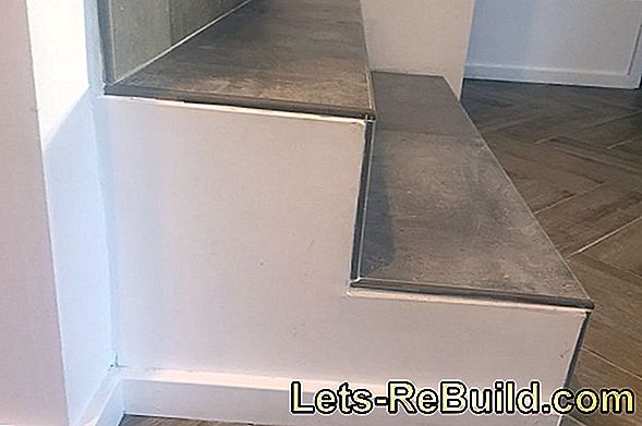 Outdoor Stairs Tile » Instructions In 4 Steps
