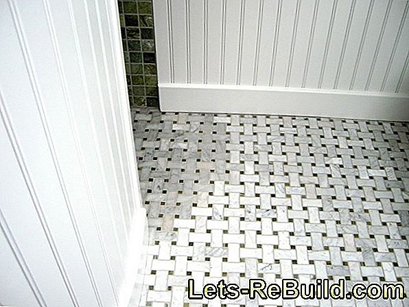 Tiles For The Shower » Applications In The Bathroom