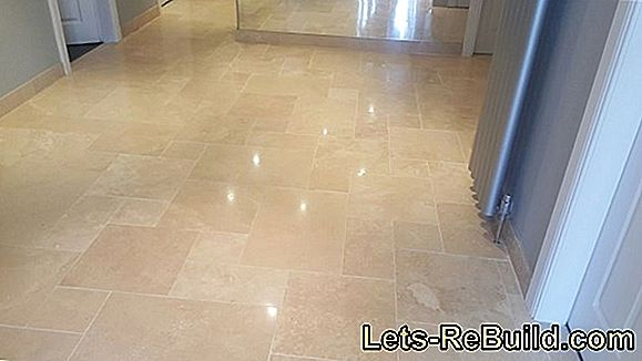 Grout tiles expertly