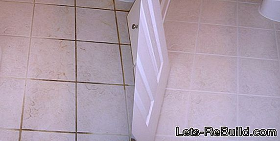 Bathroom Painting Tiles » Instructions In 5 Steps