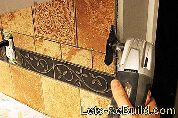 Cutting Tiles With A Multifunctional Tool » That'S The Way It Works