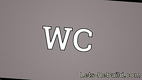 Wc » Meaning & History Of The Toilet