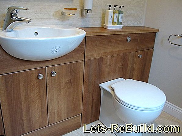 Repair a concealed cistern and what to pay attention to