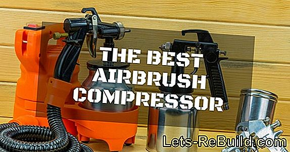 Airbrush Compressor Comparison 2018