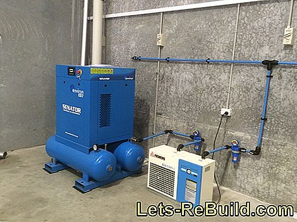Compressor: Select And Use Compressed Air Compressor