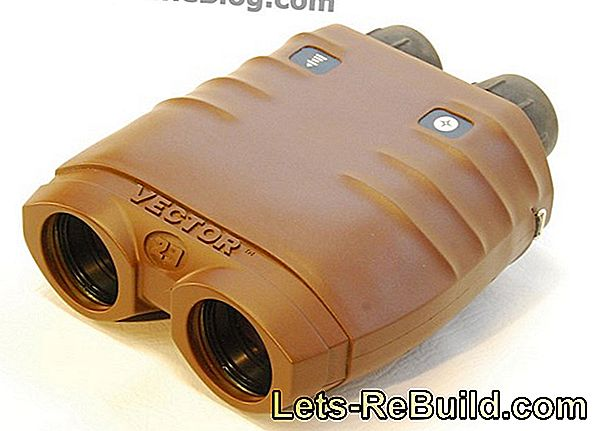 In the test the laser rangefinder Vector 80 from Sola