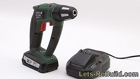 In The Test Of The Cordless Drills Psb 18 Li-2 Ergonomic From Bosch