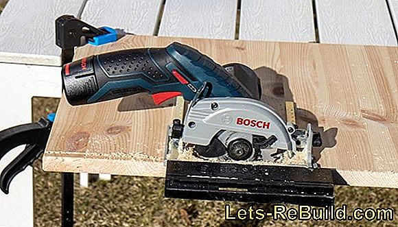 Product Test: Cordless Circular Saw Phksa 18-Li B2 From Parkside (Lidl)