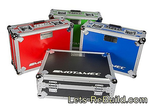 Tool case Test: Tool boxes for your tools