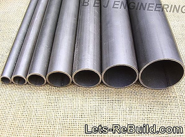 Steel Pipes » What Dimensions Are There?