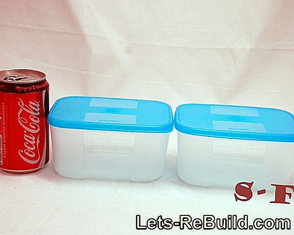 Keep Tupperware » So She Takes Up Little Space