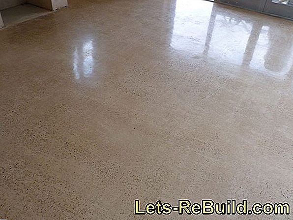 Fiber concrete for the floor slab - is that possible?