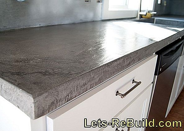 Do The Concrete Vanity Top Yourself » That'S The Way It Works