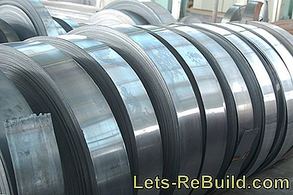 Band Steel » Manufacture, Characteristics And More