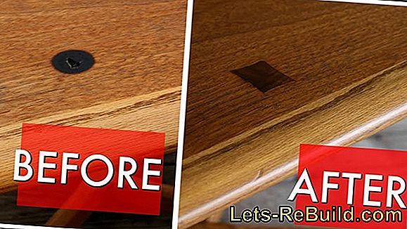 Repair Veneer » How To Fix Minor Damage